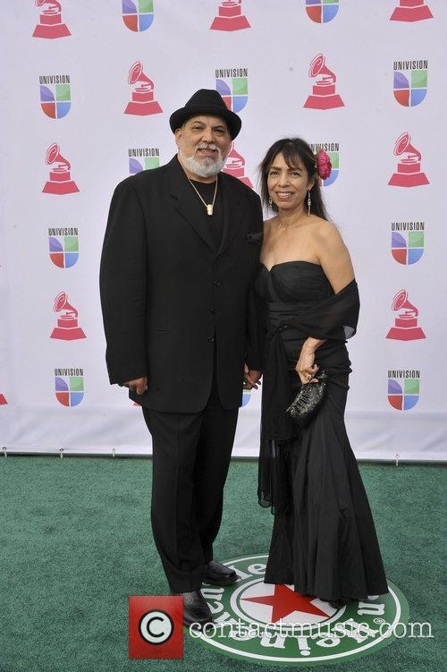 Paco Sanchez 13th Annual Latin Grammy Awards held...