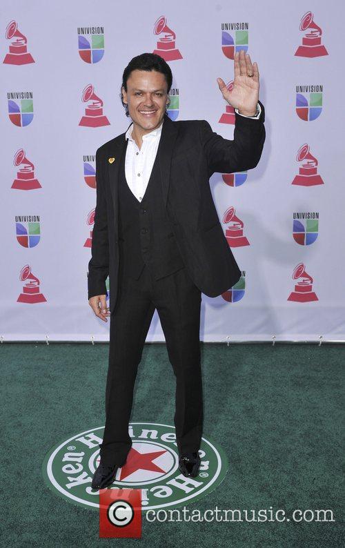 Pedro Fernandez 13th Annual Latin Grammy Awards held...