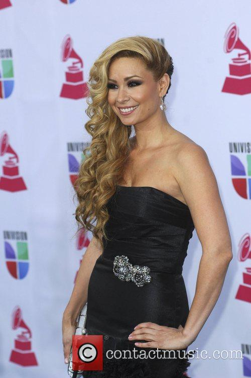 T Lopez 13th Annual Latin Grammy Awards held...