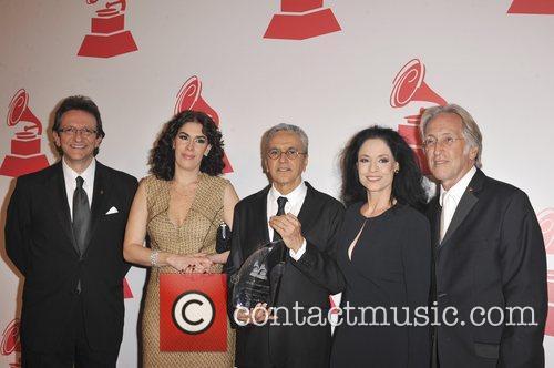 Caetano Veloso, Sonia Braga 2012 Latin Recording Academy...