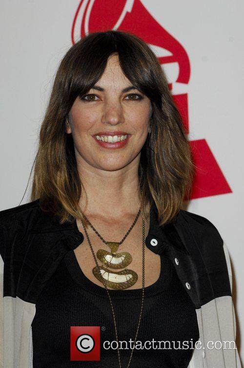 Debora De Corral 2012 Latin Recording Academy Person...