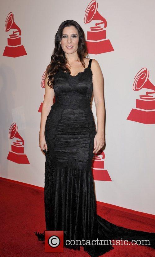 Diana Navarro 2012 Latin Recording Academy Person of...