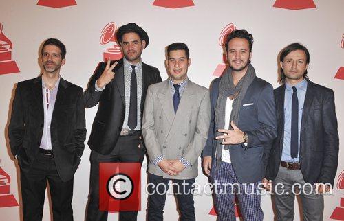 Los Tucanes 2012 Latin Recording Academy Person of...