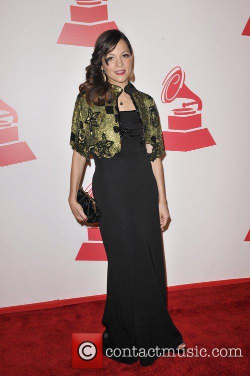 Natalia Lafourcace 2012 Latin Recording Academy Person of...