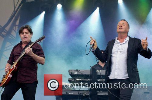 Jim Kerr and Simple Minds 2