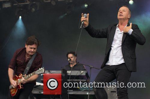 Jim Kerr and Simple Minds 3