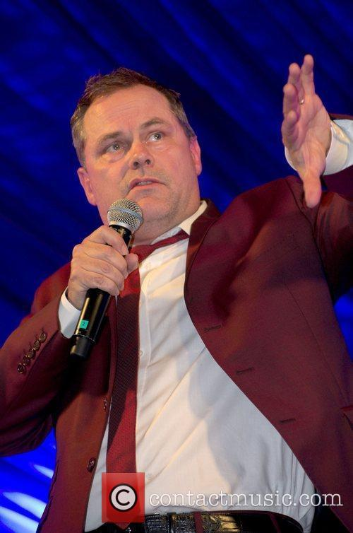 Jack Dee and Latitude Festival 2