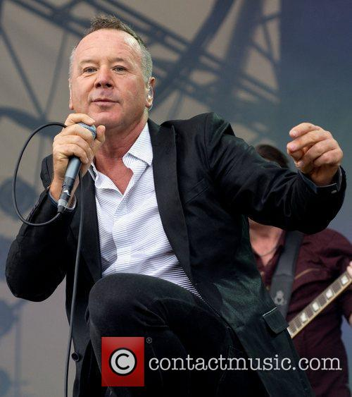 Jim Kerr and Simple Minds 1