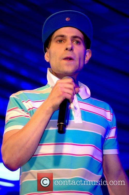 Lee Nelson and Latitude Festival 1