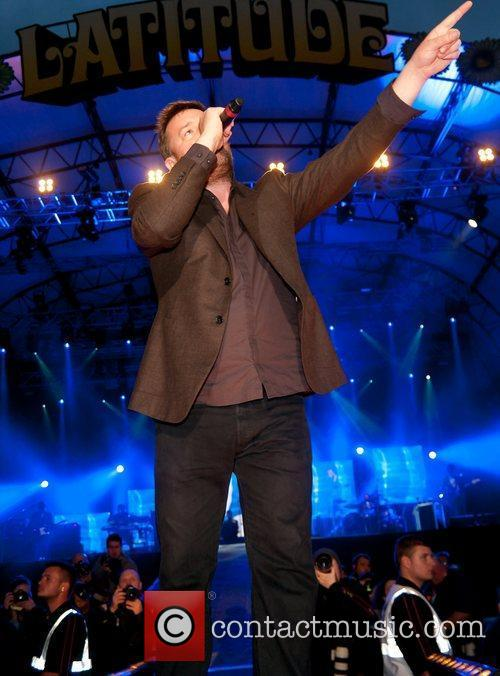 Guy Garvey, Elbow and Latitude Festival 2
