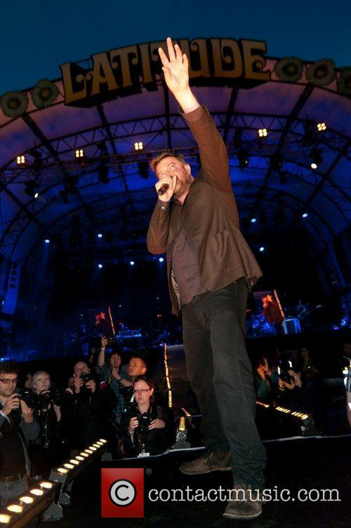 Guy Garvey, Elbow and Latitude Festival 5