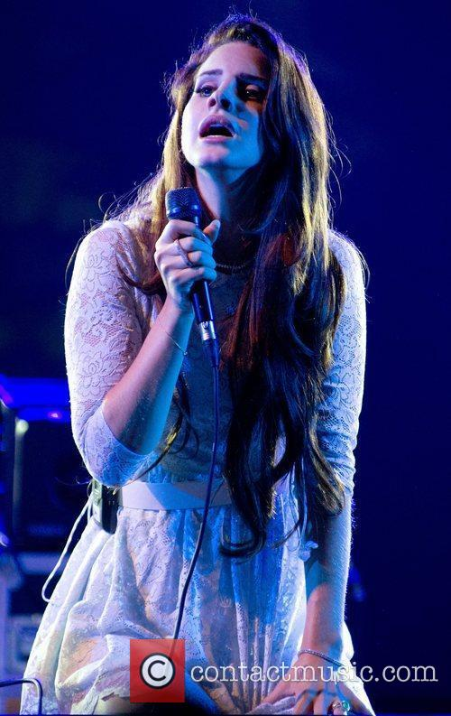 Lana Del Rey and Latitude Festival 1