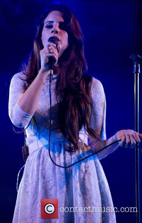 Lana Del Rey and Latitude Festival 4