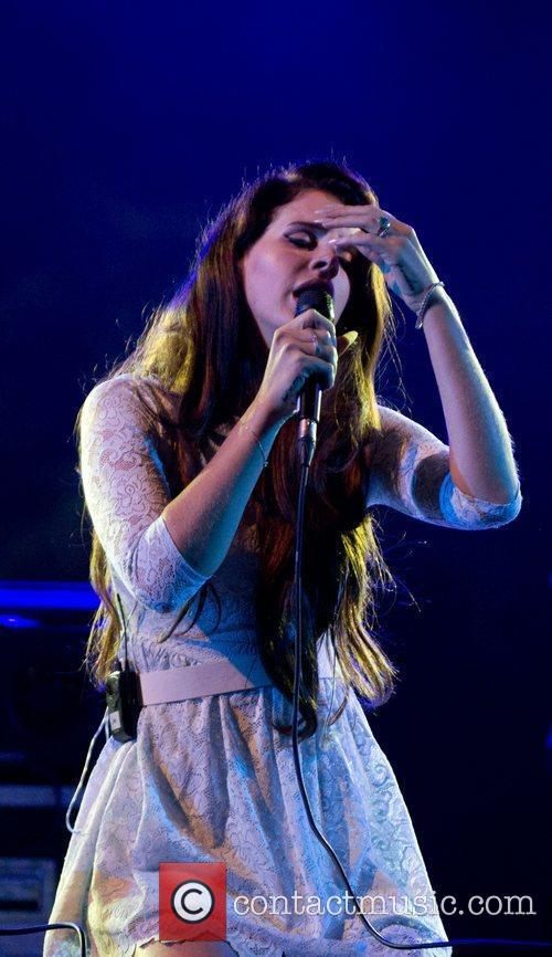 Lana Del Rey and Latitude Festival 5