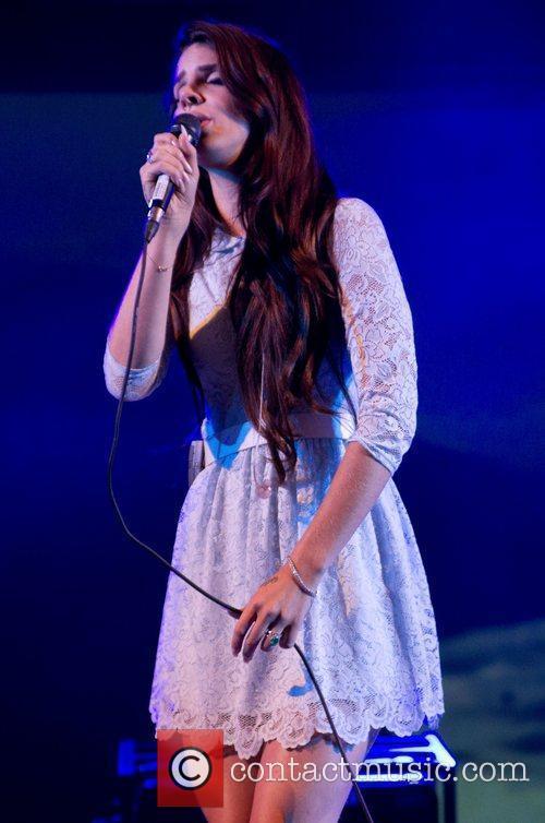 Lana Del Rey and Latitude Festival 6