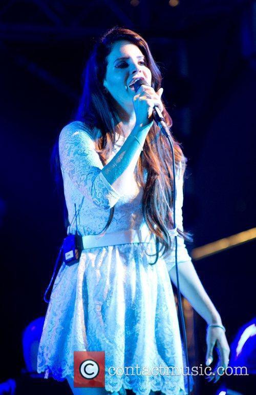 Lana Del Rey and Latitude Festival 7