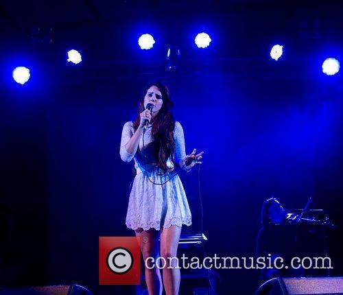 Lana Del Rey and Latitude Festival 8