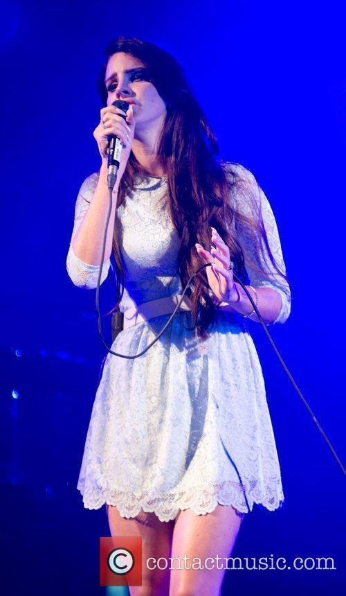 Lana Del Rey and Latitude Festival 9