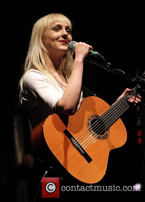 Laura Marling and Hammersmith Apollo 4