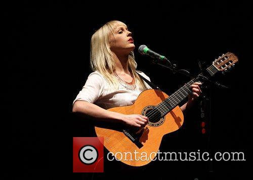 Laura Marling and Hammersmith Apollo 1