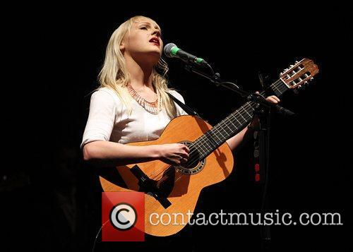 Laura Marling and Hammersmith Apollo 11