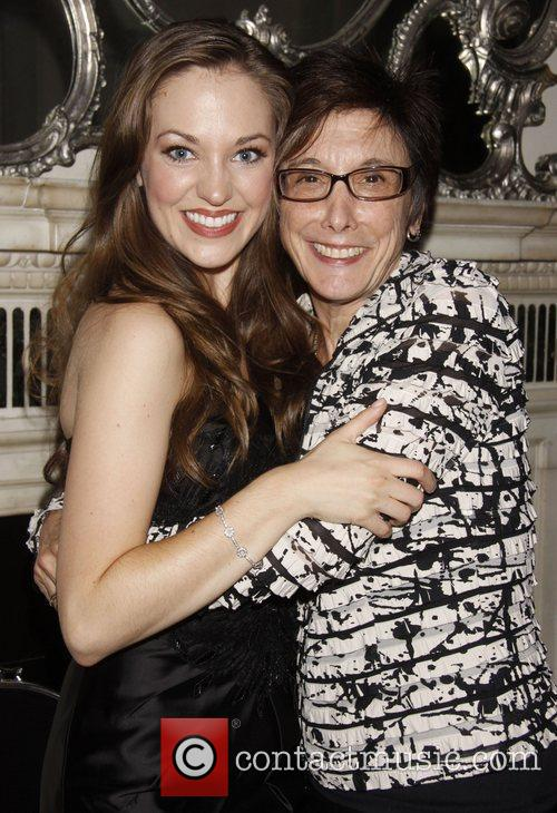 Laura Osnes and Robyn 3
