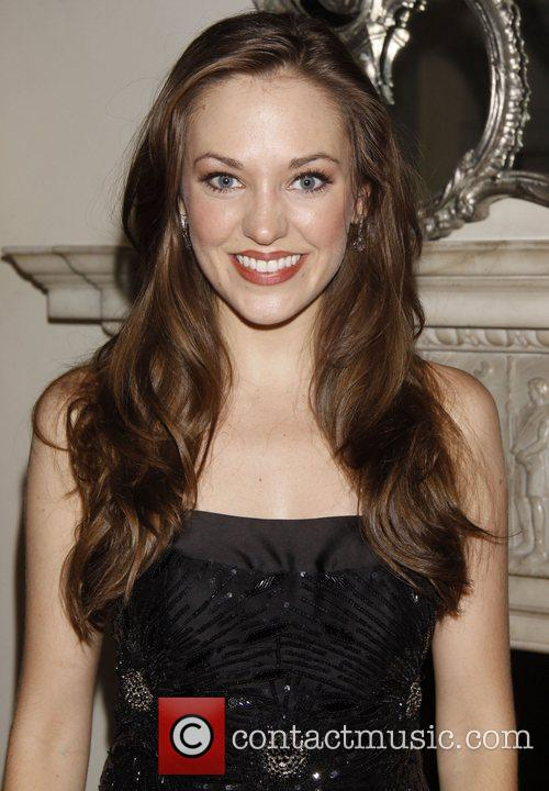 'Bonnie and Clyde' star Laura Osnes makes her...