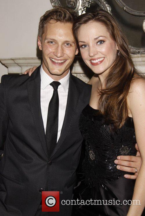 Nathan Johnson and Laura Osnes 'Bonnie and Clyde'...