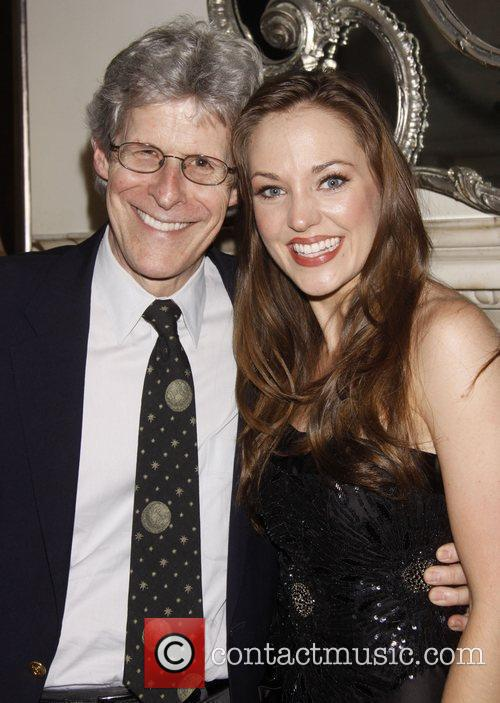 Ted Chapin and Laura Osnes 'Bonnie and Clyde'...