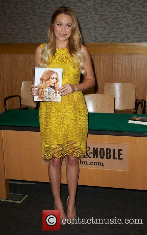 Lauren Conrad  promotes her book 'Starstruck' at...