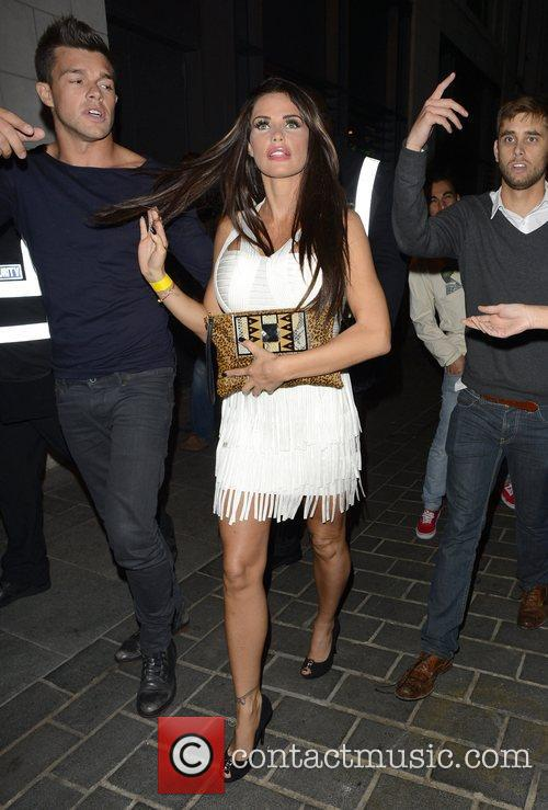 Katie Price, Jordan and Leandro Penna 9