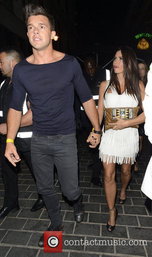 Katie Price, Jordan and Leandro Penna 3