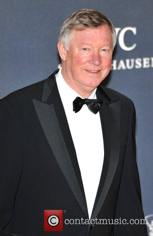Sir Alex Ferguson Laureus Sport Awards held at...