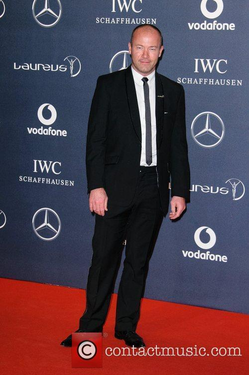 Alan Shearer Laureus Sport Awards held at the...