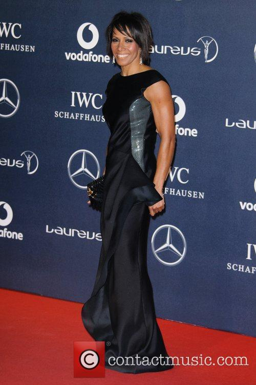 Dame Kelly Holmes Laureus Sport Awards held at...