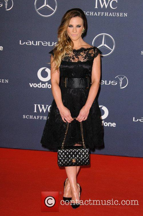 Georgie Thompson Laureus Sport Awards held at the...