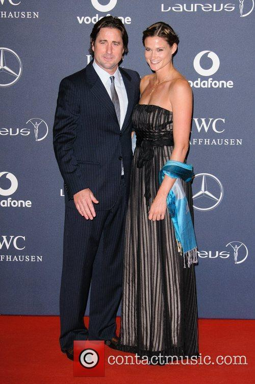 Luke Wilson Laureus Sport Awards held at the...