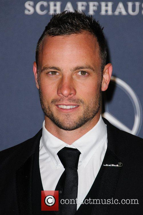 Oscar Pistorius Laureus Sport Awards held at the...