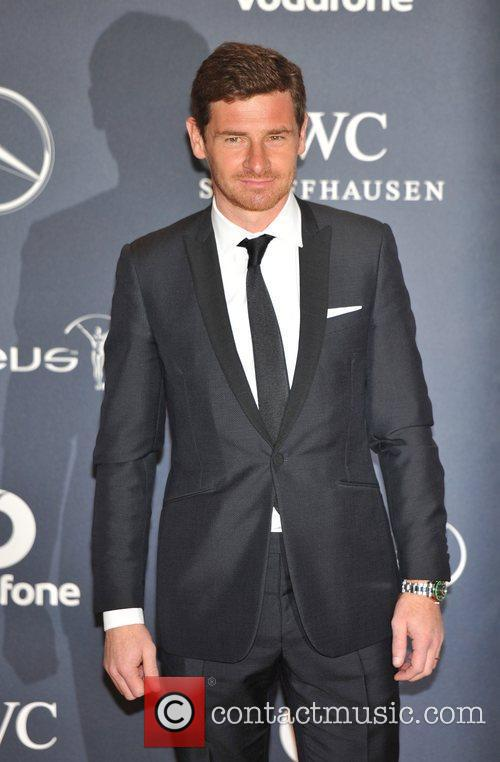 Andres Villas-Boas Laureus Sport Awards held at the...