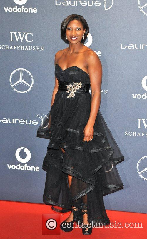 Denise Lewis Laureus Sport Awards held at the...