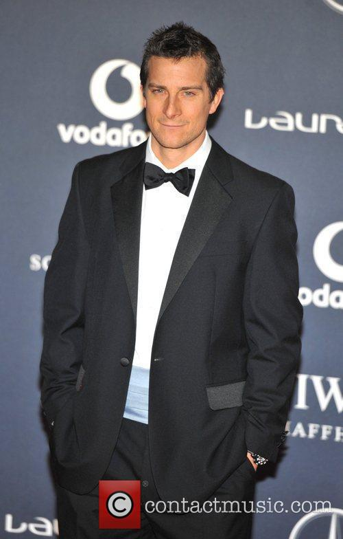 Bear Grylls Laureus Sport Awards held at the...