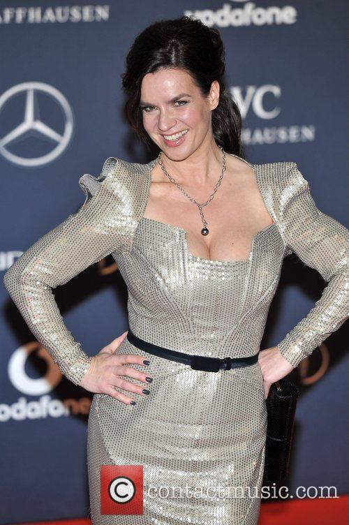 Katarina Witt Laureus Sport Awards held at the...