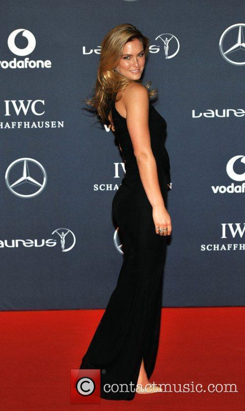 Bar Refaeli  Laureus Sport Awards held at...