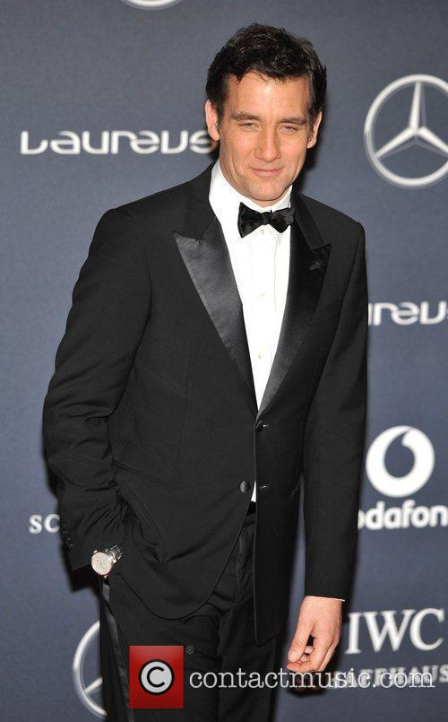 Clive Owen Laureus Sport Awards held at the...