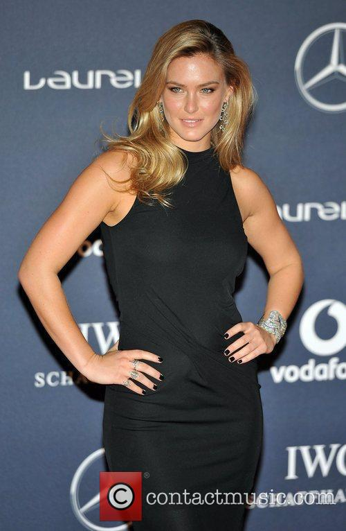 Bar Rafaeli  Laureus Sport Awards held at...