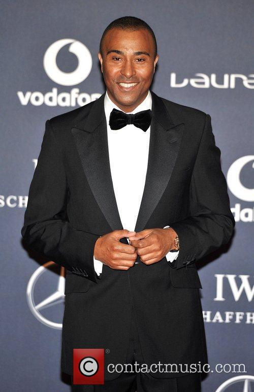 Colin Jackson Laureus Sport Awards held at the...