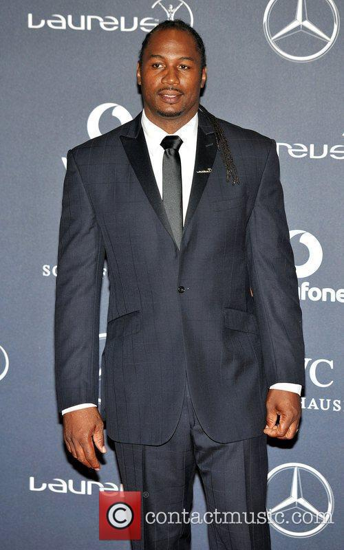 Lennox Lewis Laureus Sport Awards held at the...