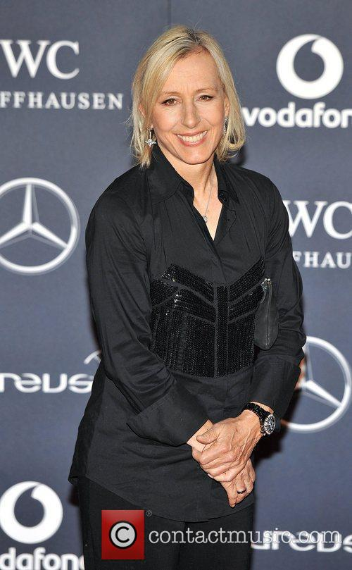 Martina Navratilova Laureus Sport Awards held at the...