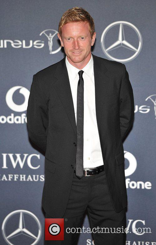 Stefan Blocher Laureus Sport Awards held at the...
