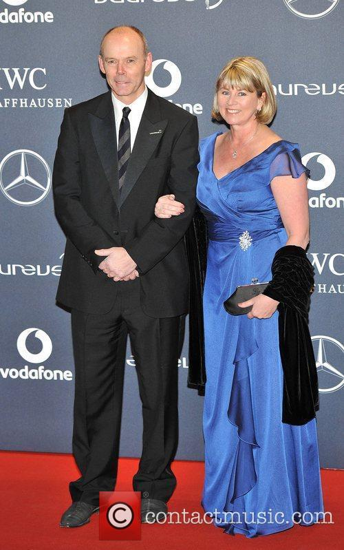 Clive Woodward Laureus Sport Awards held at the...